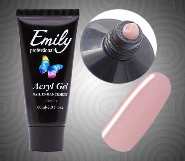 Продам Полигель Emily Acryl Gel, розовый цвет