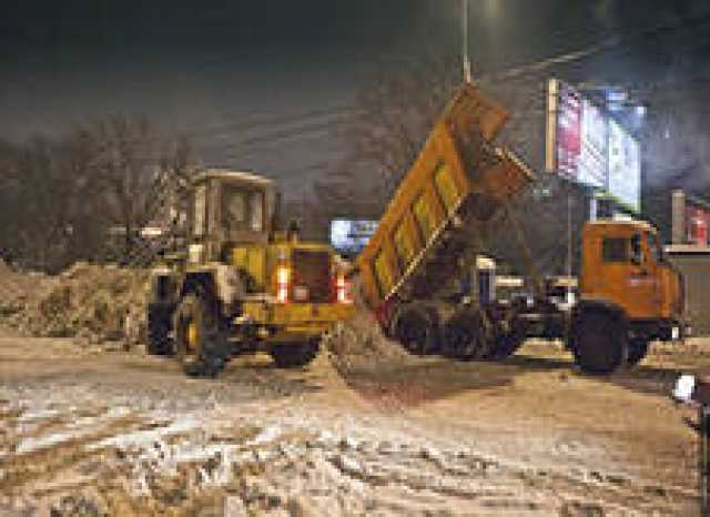 Предложение: Чистка, уборка, вывоз, утилизация снега.