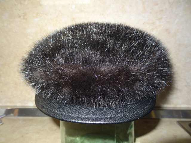 Продам Норковая зимняя шапка.