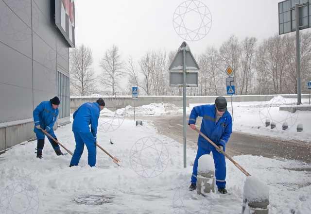Предложение: Уборка крыш территорий от снега!!!!