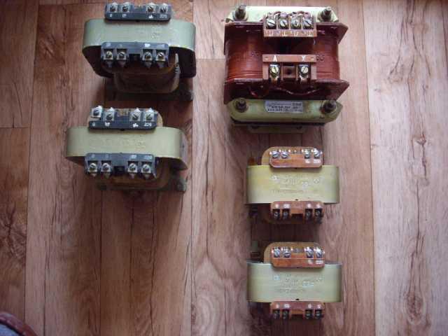 Продам: Трансформаторы для производства. Новые