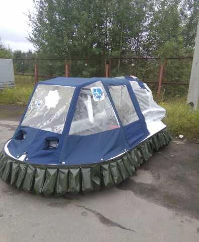 Продам судно на воздушной подушке