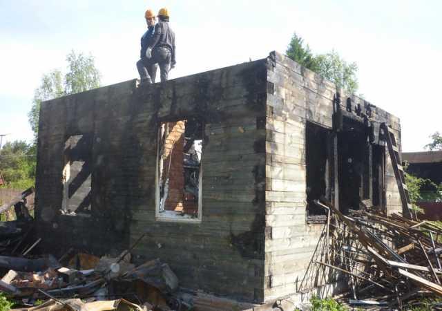 Предложение: Снос и слом зданий, сараев, гаражей