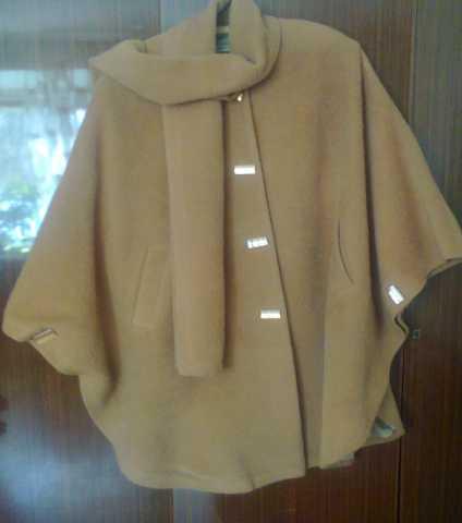 Продам: пальто- пончо