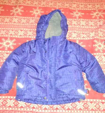 Продам Куртка детская