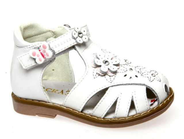 Продам Новые сандалии для девочек