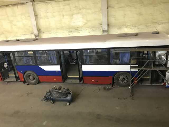 Предложение: Предпродажная подготовка автобусов