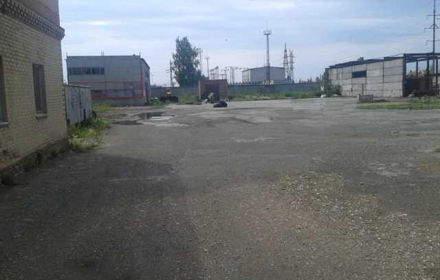 Сдам: бетонированная площадка