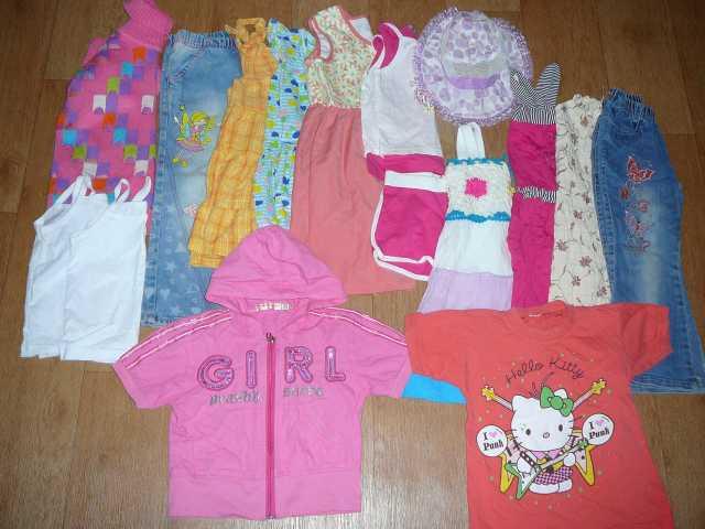 Продам Вещи для девочки 2-4 года