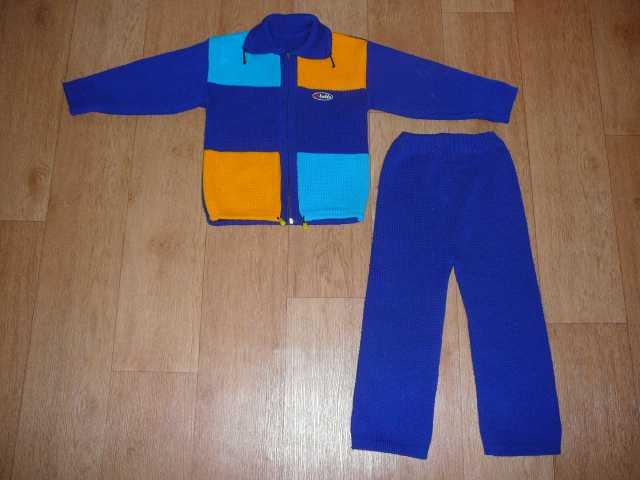 Продам Теплый костюм LOTTO на 3-5 лет