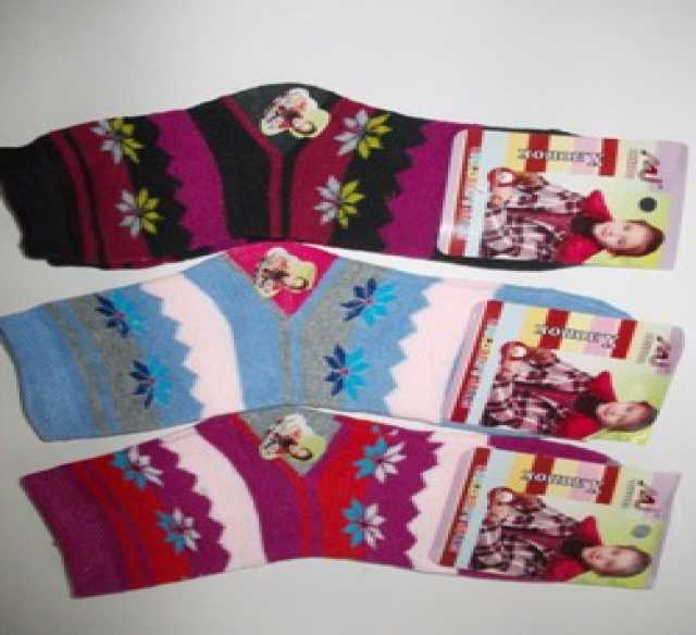 Продам Детские носки махровые 32-38
