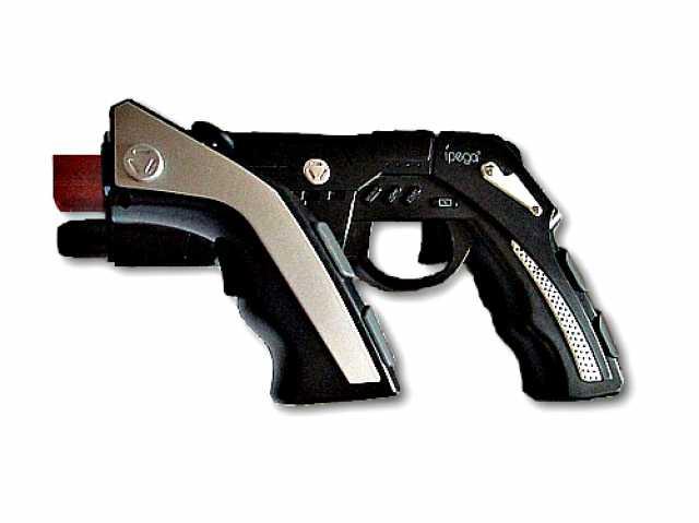 Продам Геймпад-пистолет Ipega bluetooth gun