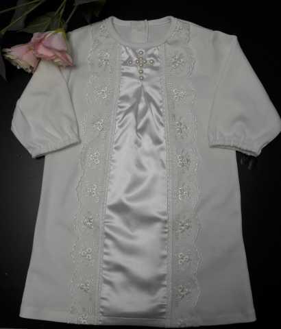 Продам Крестильное платье Снежинка