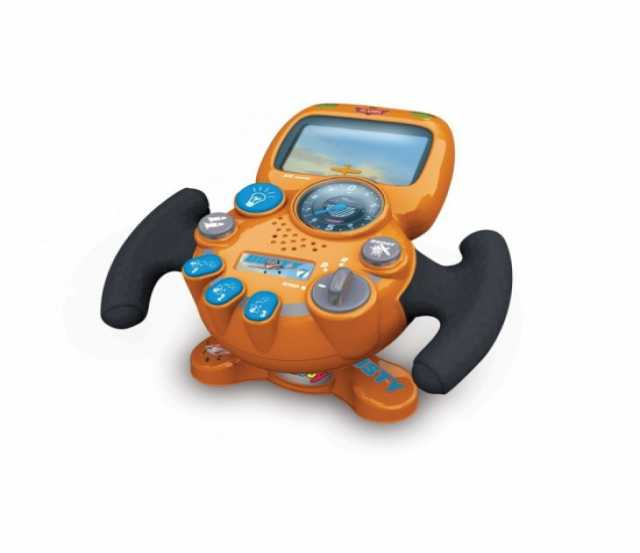Продам Обучающая игрушка руль Самолеты Smoby