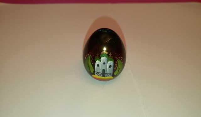 Продам пасхальное яйцо маленькое росвуздизайн