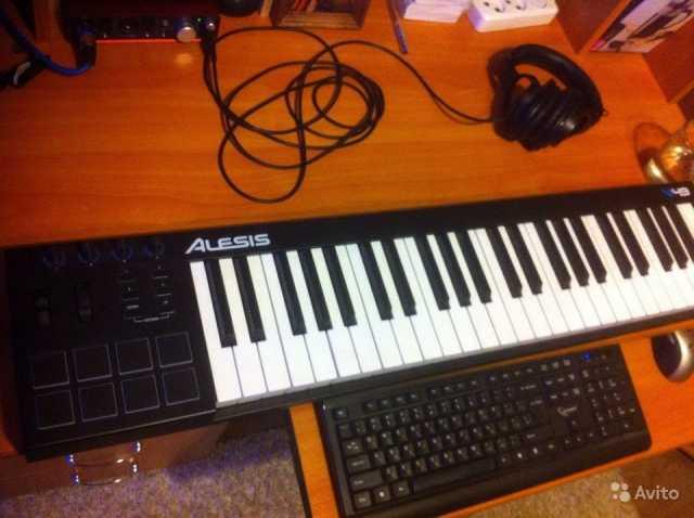 Продам MIDI Клавиатура