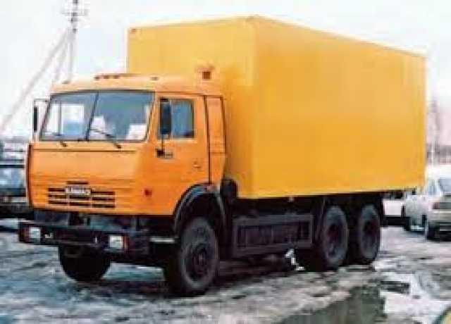 Предложение: Перевозки на КАМАЗе 10т., 40 куб