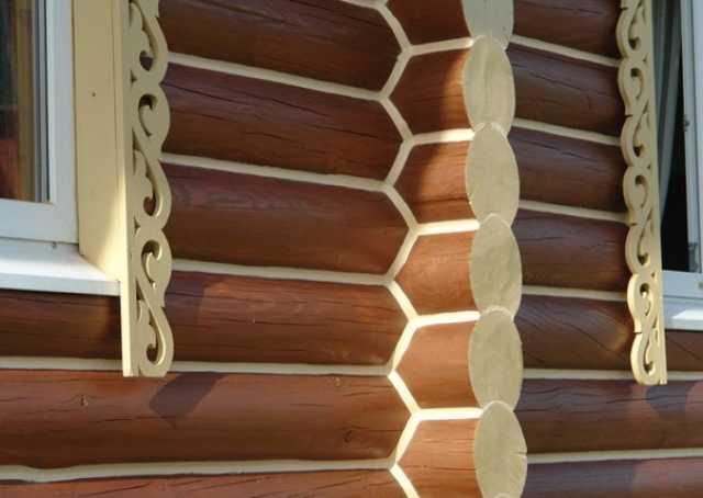 Предложение: Герметизация срубов домов и бань
