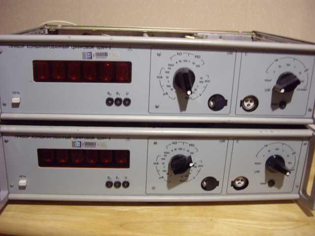 Продам Прибор комбинированный цифровой Щ301-2