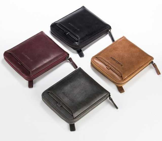 Продам Мужской кошелёк Baellerry Gentleman