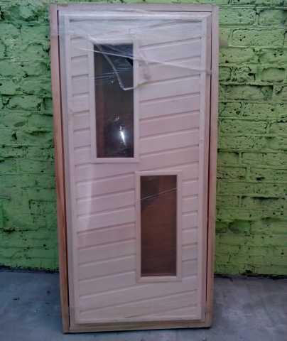 Продам Двери для бань и саун