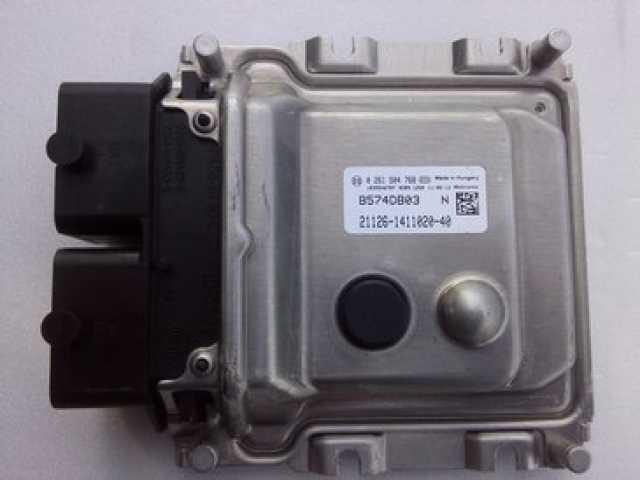 Продам Мозги ЭБУ контроллер 21126-1411020-40