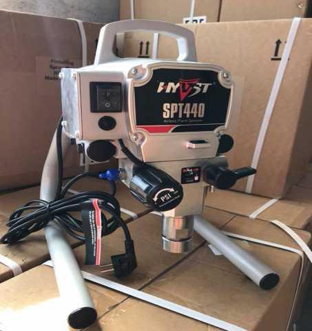Продам Окрасочный Аппарат  HYVST SPТ 440.