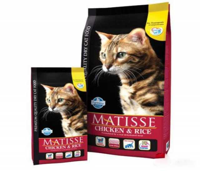 Продам Корм для кошек Farmina Matisse
