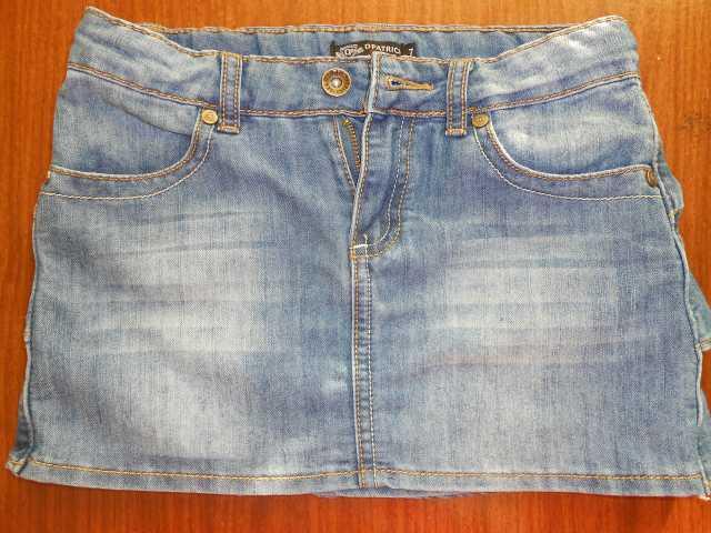 Продам Юбка джинсовая
