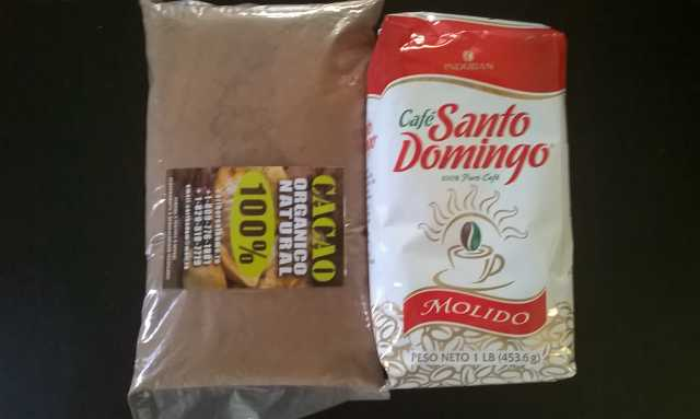 Продам 100% organic какао и кофе