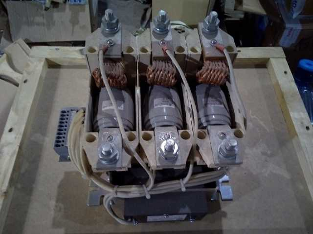 Продам Контакторы вакуумные КВ-1,14.