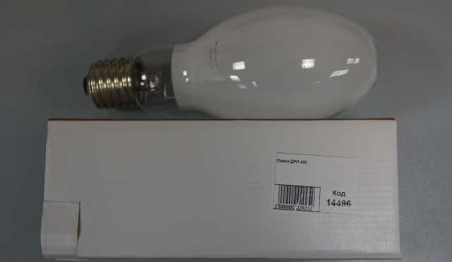 Продам Лампа ртутная дуговая ДРЛ 400 Вт