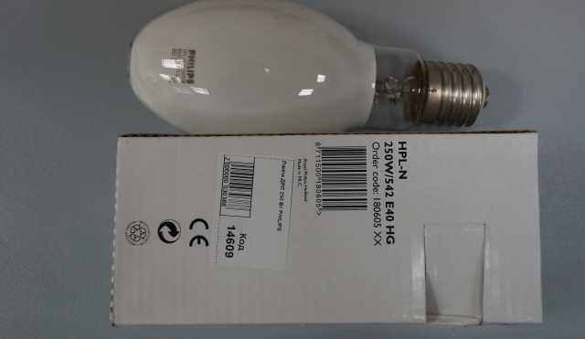 Продам Лампа ДРЛ 250 Вт