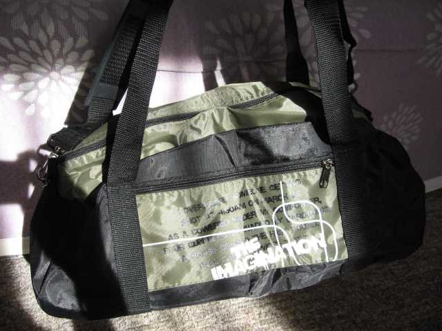 Продам: сумку спортивную