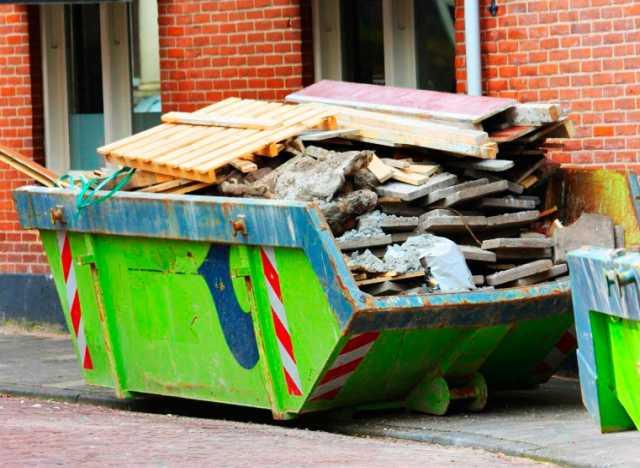 Предложение: Вывоз мусора контейнерами с утилизацией