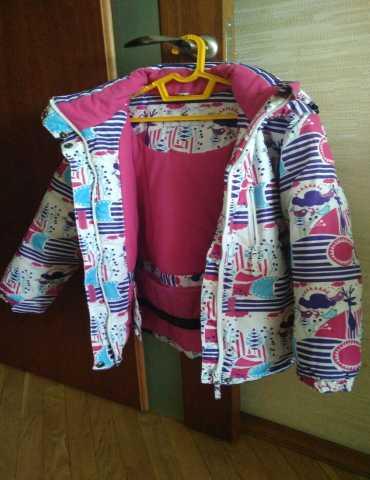 Продам Зимняя детская куртка для девочки