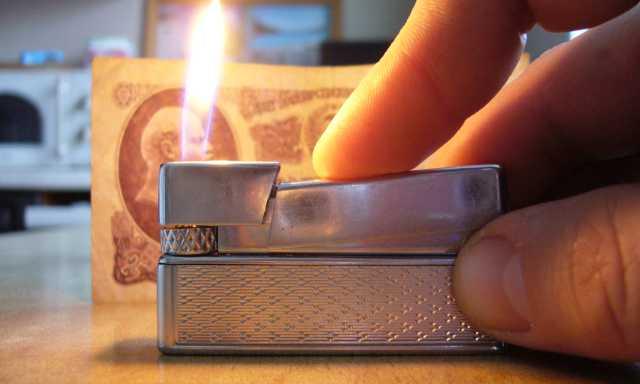 Продам Зажигалка газовая СССР
