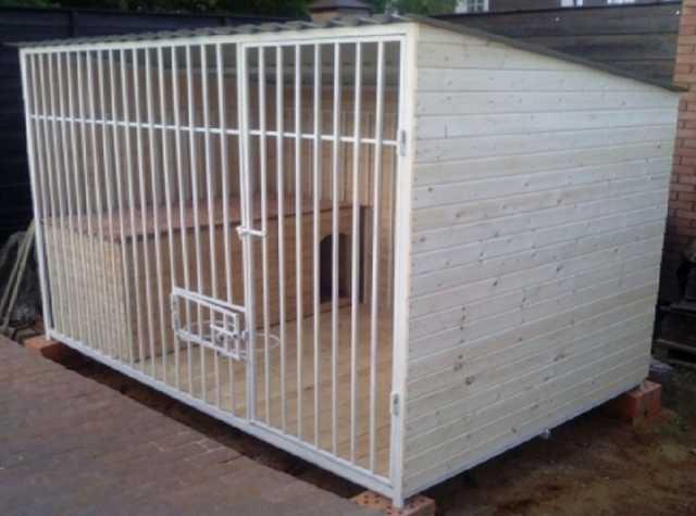 Продам Вольер для собаки 3 м х 2 м х 2,2 м