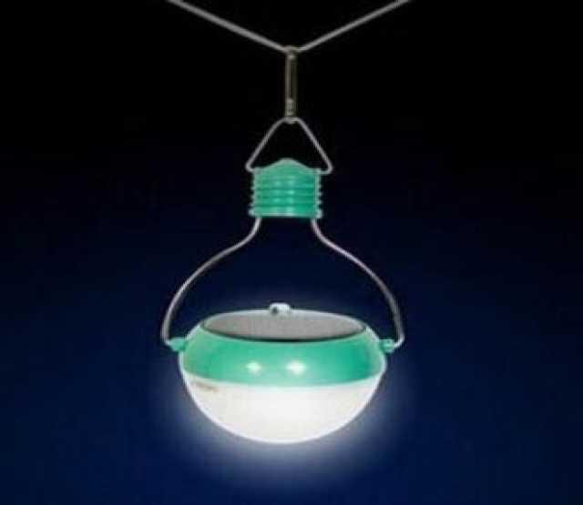 Продам уличный светильник для дачи (солнечный)