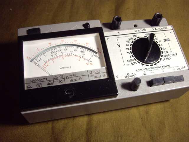 Продам Тестер Ц4354-М1