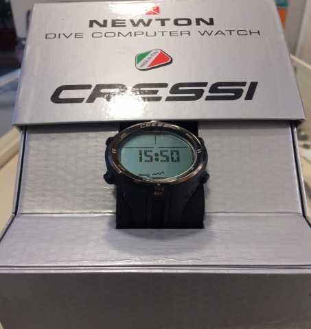 Продам Дайв компьютер cressi newton
