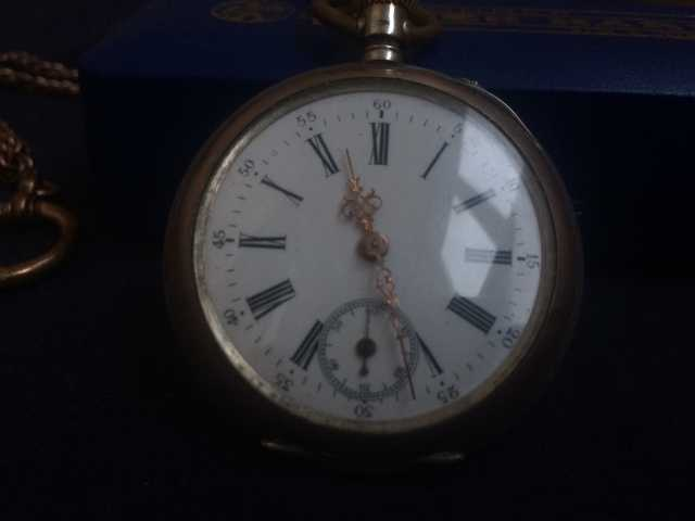 Продам Раритетные часы systeme roskopf