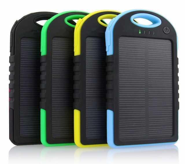 Продам Зарядка на солнечных батареях