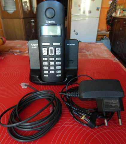 Продам: Телефон беспроводной Gigaset AL140 SIEME