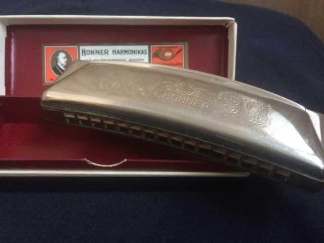 Продам: Губные гармошка M. Hohner