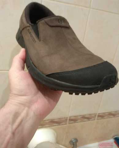 Продам Кроссовки - туфли Salomon. Размер 41.
