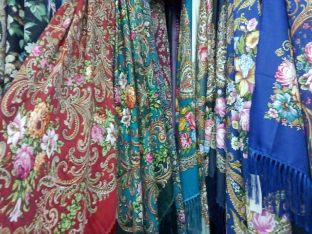 Продам Шерстяной платок 90х90