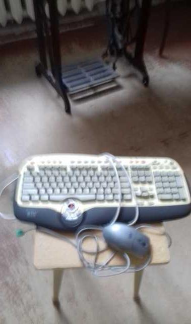 Продам клавиатура и мышь