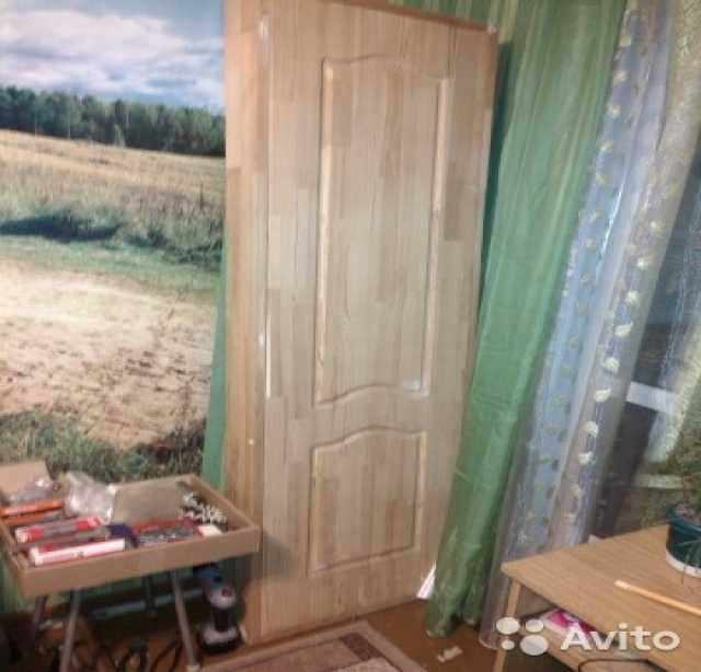 Продам Дверь филенчатая новая, 1 шт.