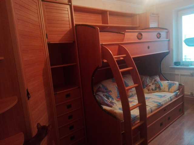 """Продам: Детская мебель """"Флинт"""""""